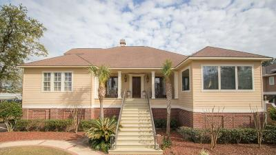 Ocean Springs Single Family Home For Sale: 1308 Fort Ave