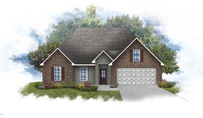 Gulfport Single Family Home For Sale: 14200 Ursuline Dr