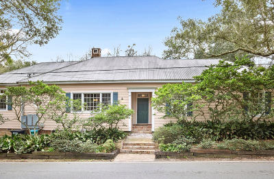 Ocean Springs Single Family Home For Sale: 316 Washington Ave
