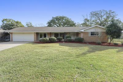 Biloxi Single Family Home For Sale: 384 Churchill Ave