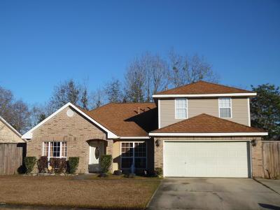 Biloxi Single Family Home For Sale: 2080 Stone Bridge Dr
