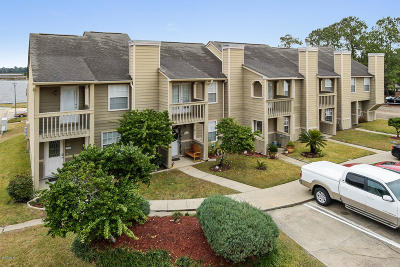 Biloxi Condo/Townhouse For Sale: 495 Popps Ferry Rd #9