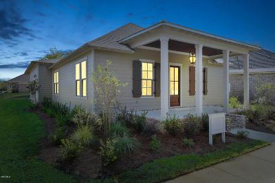 Gulfport Single Family Home For Sale: 2021 Alphabet Rd