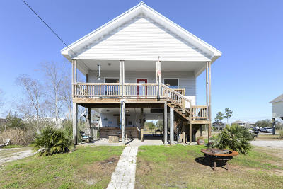 Bay St. Louis Single Family Home For Sale: 4050 Honshu St