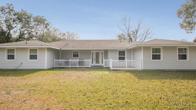 Long Beach Single Family Home For Sale: 20085 Lovers Ln