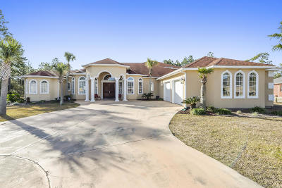 Biloxi Single Family Home For Sale: 3183 Cypress Creek Dr