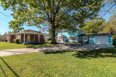 Gulfport Single Family Home For Sale: 805 Broad Ave