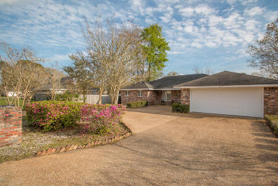 Biloxi Single Family Home For Sale: 2015 S Hill Dr