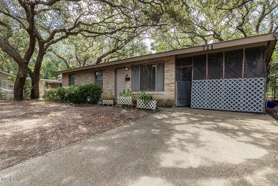 gulfport Single Family Home For Sale: 721 27th St