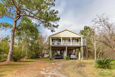Biloxi Single Family Home For Sale: 16216 Quave Rd