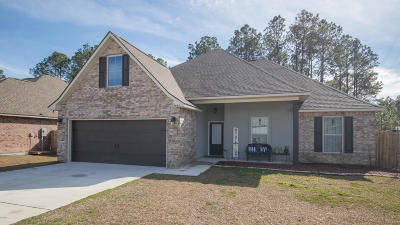Single Family Home For Sale: 7464 Saints Cir