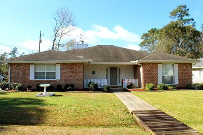Diamondhead Single Family Home For Sale: 951 Pono Street