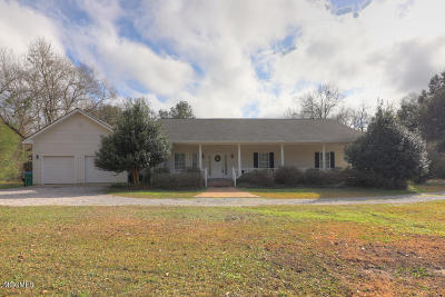 Gulfport Single Family Home For Sale: 15003 S Swan Rd