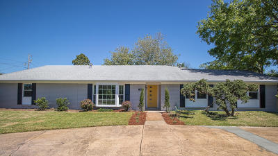 Biloxi Single Family Home For Sale: 2286 Sunkist Country Club Rd