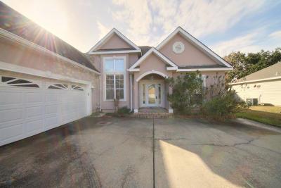 Long Beach Single Family Home For Sale: 4 Pecan Ln