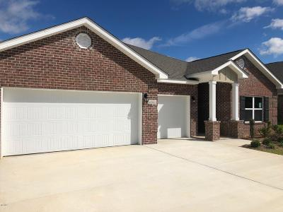 Biloxi MS Single Family Home For Sale: $295,400