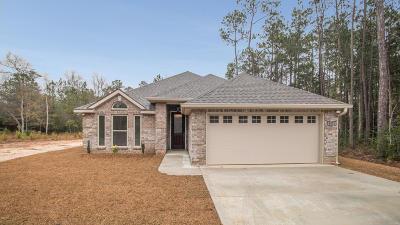 Diamondhead Single Family Home For Sale: 8471 Amoka Dr