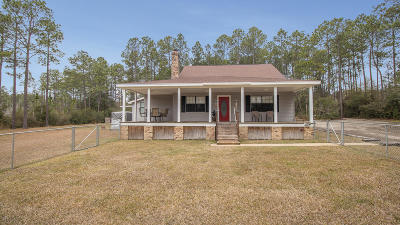Biloxi Single Family Home For Sale: 9490 Woodlands Dr