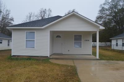 gulfport Single Family Home For Sale: 1909 47th Ave