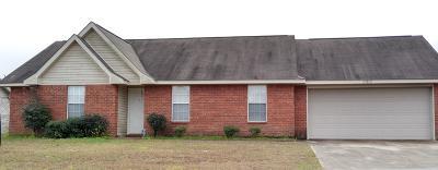 Ocean Springs Single Family Home For Sale: 2312 Paula Cir