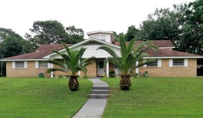 Gulfport Single Family Home For Sale: 1700 Park Blvd