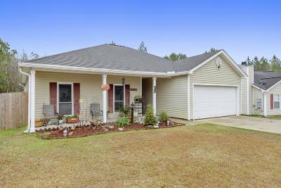 Gulfport Single Family Home For Sale: 12059 Five Oaks Cir