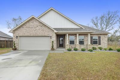 Ocean Springs Single Family Home For Sale: 1014 Silverbell Cv