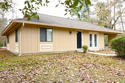 Diamondhead Single Family Home For Sale: 5 Timber Park