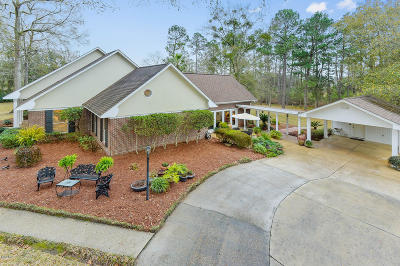 Gulfport Single Family Home For Sale: 14511 Laurelwood Dr
