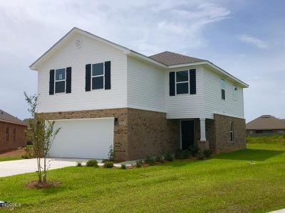 Ocean Springs Single Family Home For Sale: 1224 Pennyroyal