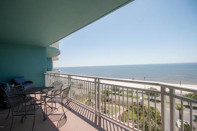 Gulfport Condo/Townhouse For Sale: 2230 Beach Drive Unit 707