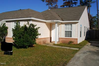 gulfport Single Family Home For Sale: 10568 Bay Tree Dr