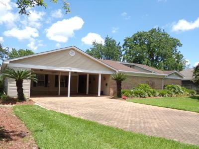 Gulfport Single Family Home For Sale: 150 Bayou Cir