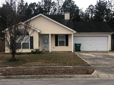 Gulfport Single Family Home For Sale: 16563 Heatherwood Dr