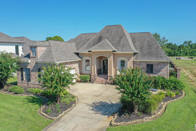 Biloxi Single Family Home For Sale: 406 Fly Away Ct