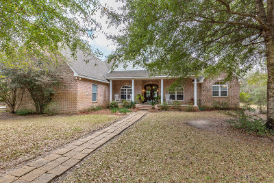 Saucier Single Family Home For Sale: 14101 E Wortham Rd