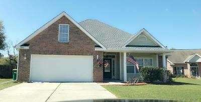 Ocean Springs Single Family Home For Sale: 7917 Rue Madison