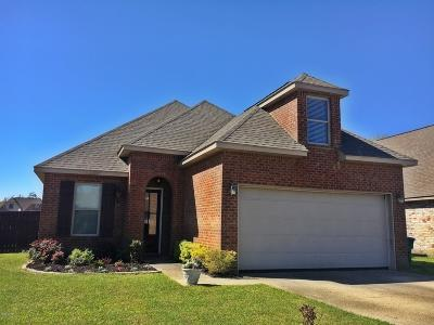Ocean Springs Single Family Home For Sale: 6501 Chateau Cv