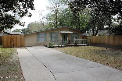 Gulfport Single Family Home For Sale: 2310 13th Ave
