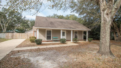 Ocean Springs Single Family Home For Sale: 1505 S 7th St
