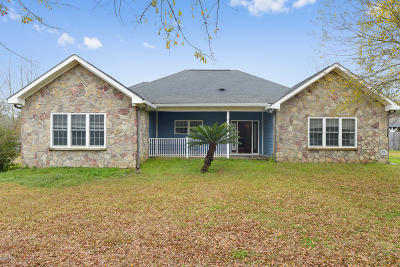 Biloxi Single Family Home For Sale: 16133 Three Rivers Rd