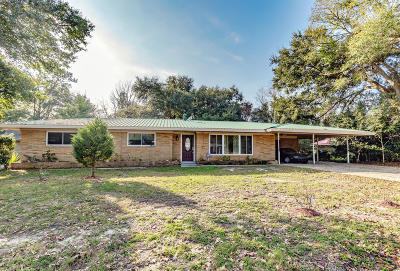 Biloxi MS Single Family Home For Sale: $159,900