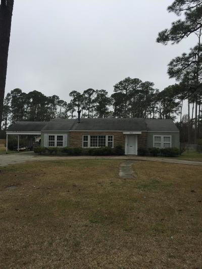 Gulfport Single Family Home For Sale: 4811 Washington Ave