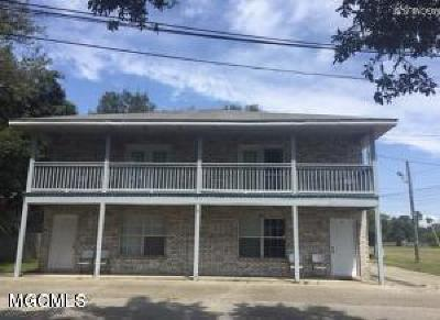 Biloxi Multi Family Home For Sale: 2518 Marshall Rd #A&B