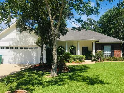 Gulfport Single Family Home For Sale: 13236 Roxbury Pl