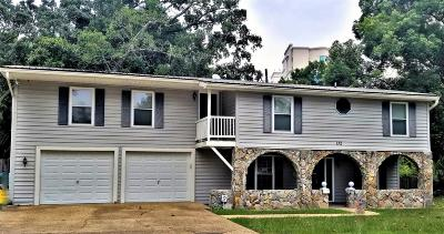 Gulfport Single Family Home For Sale: 132 Venetian