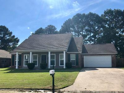 Gulfport Single Family Home For Sale: 12285 Charwood Ave