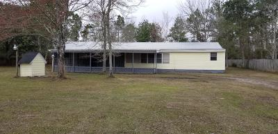 Biloxi MS Single Family Home For Sale: $86,500