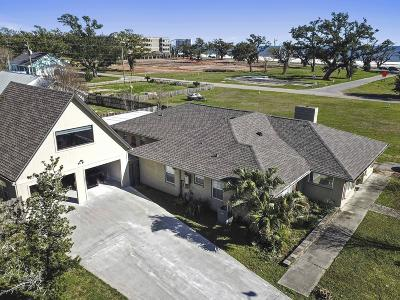 Gulfport Single Family Home For Sale: 614 Regnault Ave