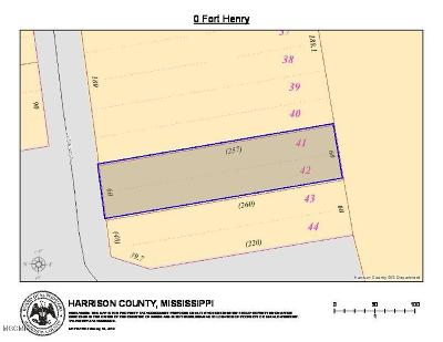 Pass Christian Residential Lots & Land For Sale: Ft Henry Ave